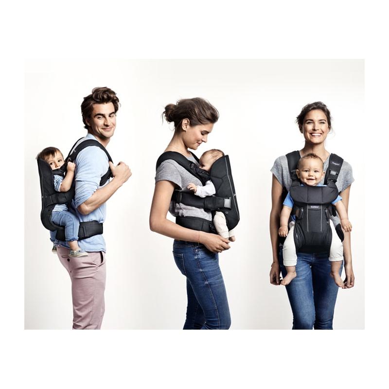 babybjorn porte bébé one