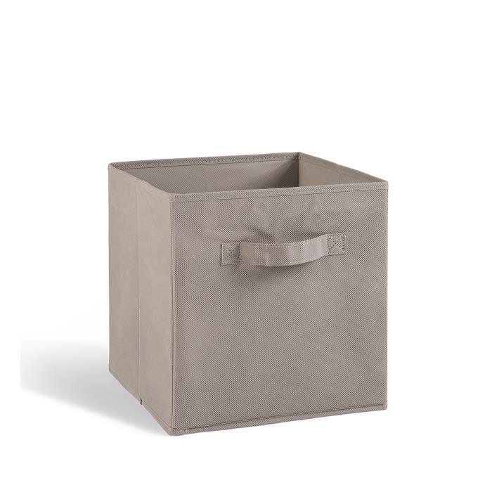 boite rangement tissu