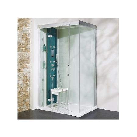 cabine douche italienne