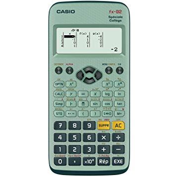 calculatrice casio