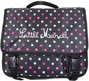 cartable fille little marcel
