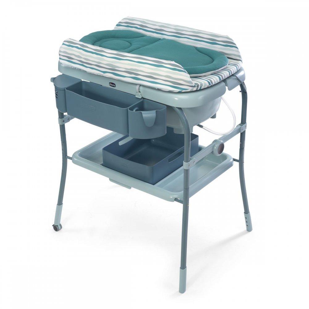 combi table à langer baignoire