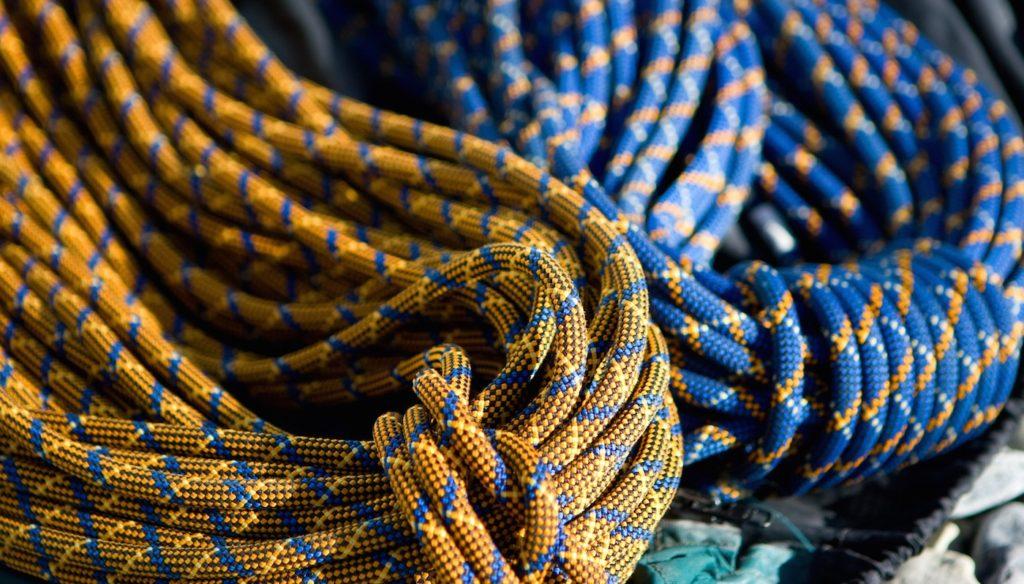 corde alpinisme
