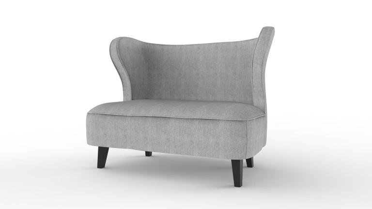 fauteuil 2 places