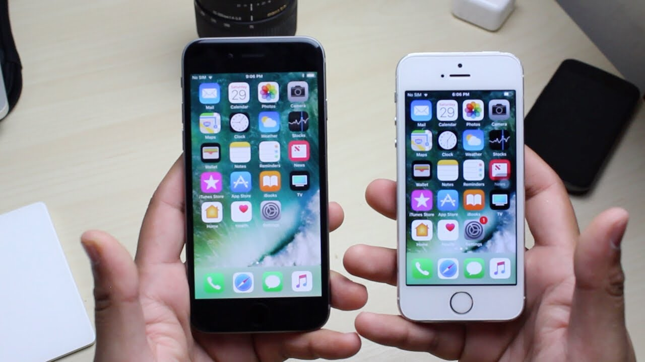 ios 11 iphone 6