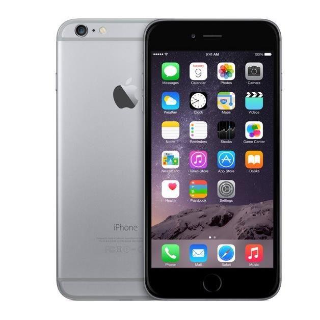 iphone 6 noir
