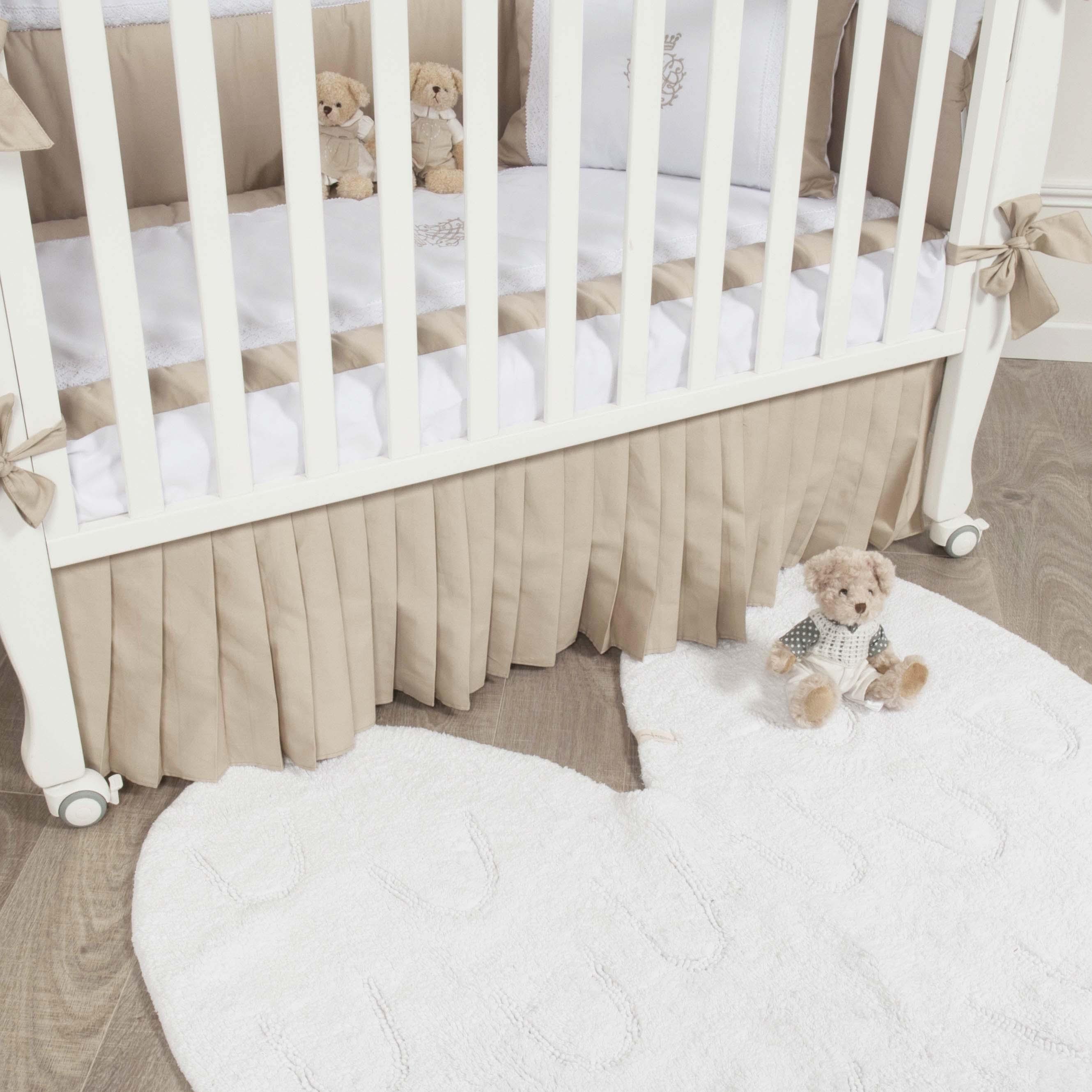 jupe de lit bébé