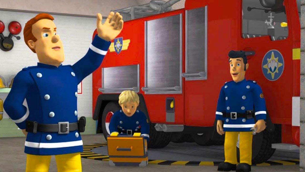 le pompier sam le pompier