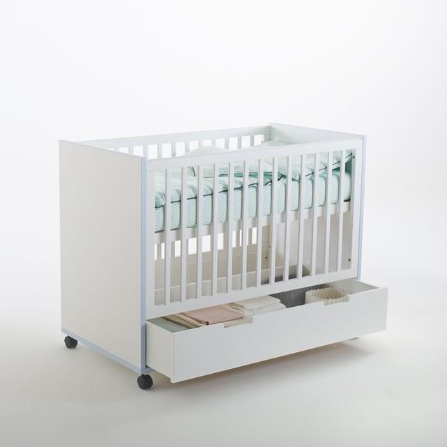 lit bébé avec tiroir