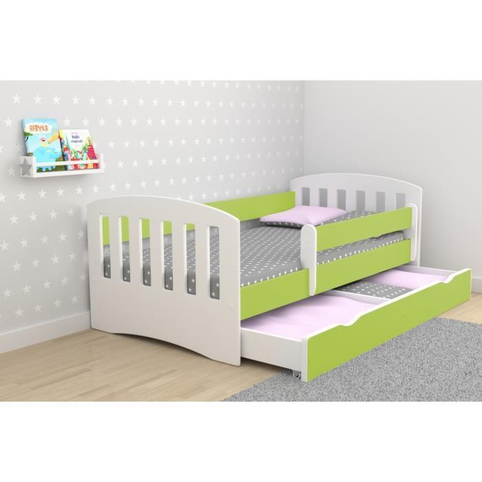 lit enfant barriere