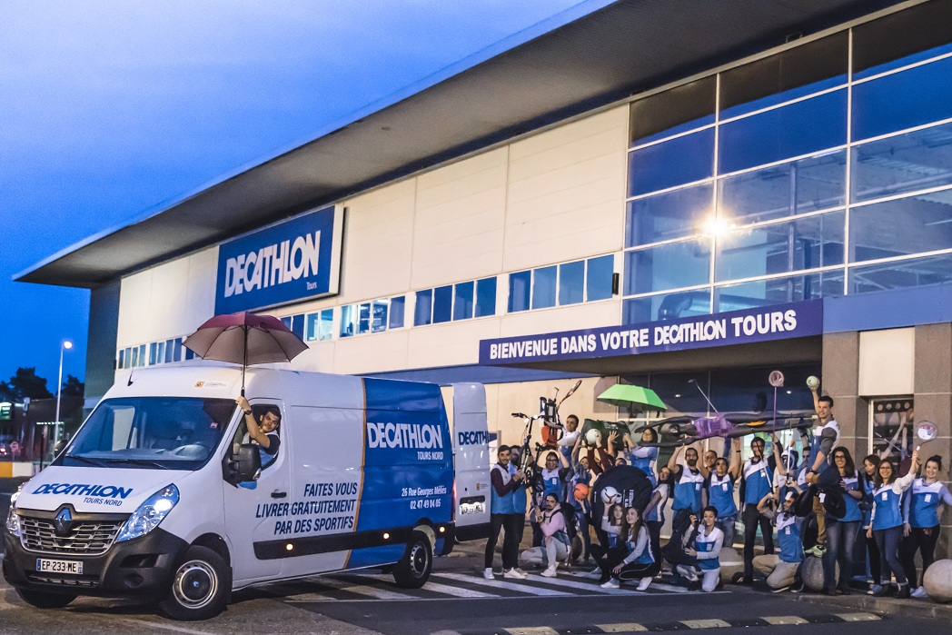 magasin tours nord