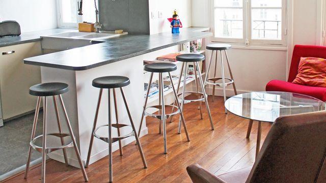 meuble bar cuisine