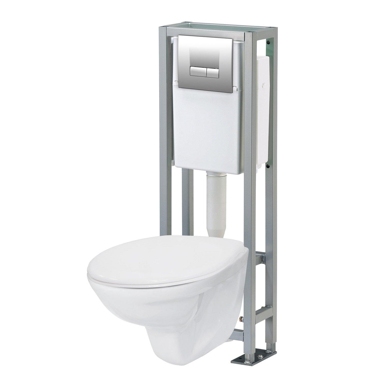 pack wc suspendu