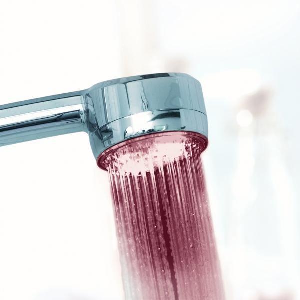 poire de douche