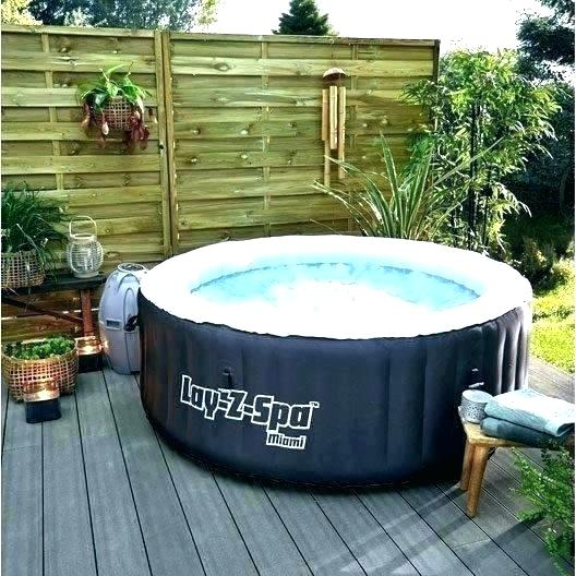 spa jacuzzi gonflable