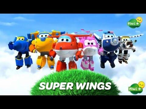 super wings dessin animé