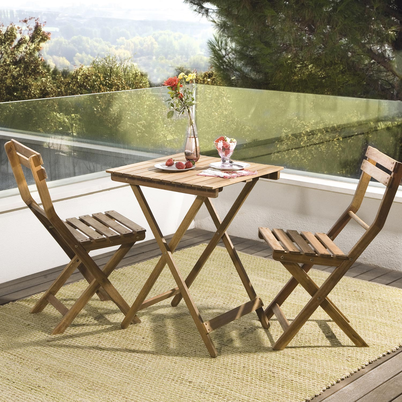 table de jardin 2 personnes