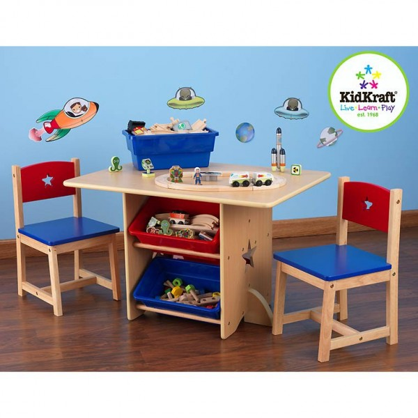 table de jeux enfant