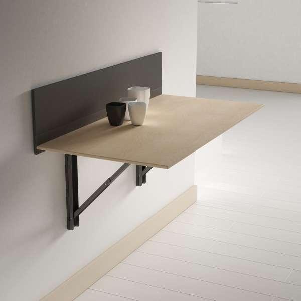 table pliante murale