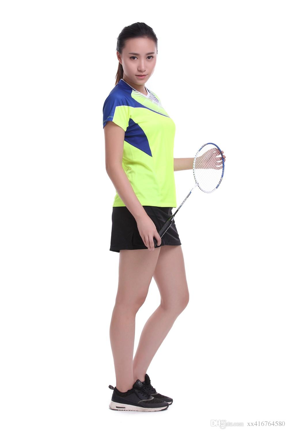 tenue badminton