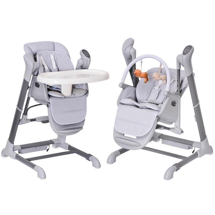 transat chaise haute
