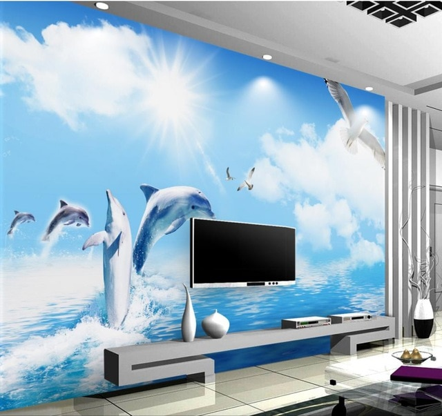 tv murale