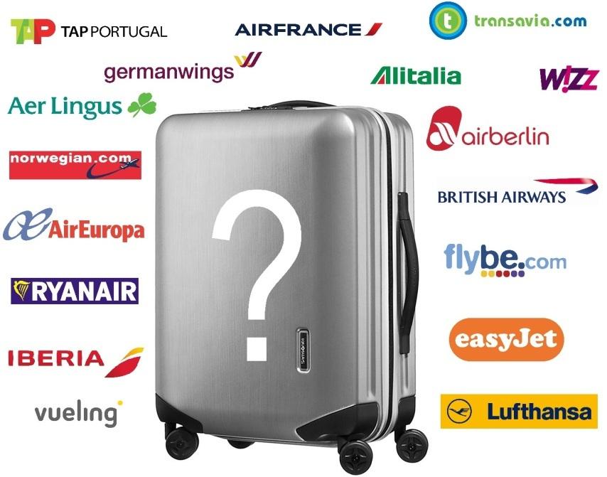 bagages en avion cabine