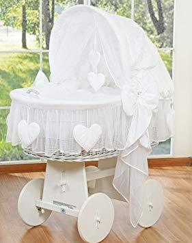 berceau bebe blanc