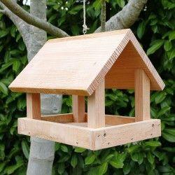 cabane pour oiseaux