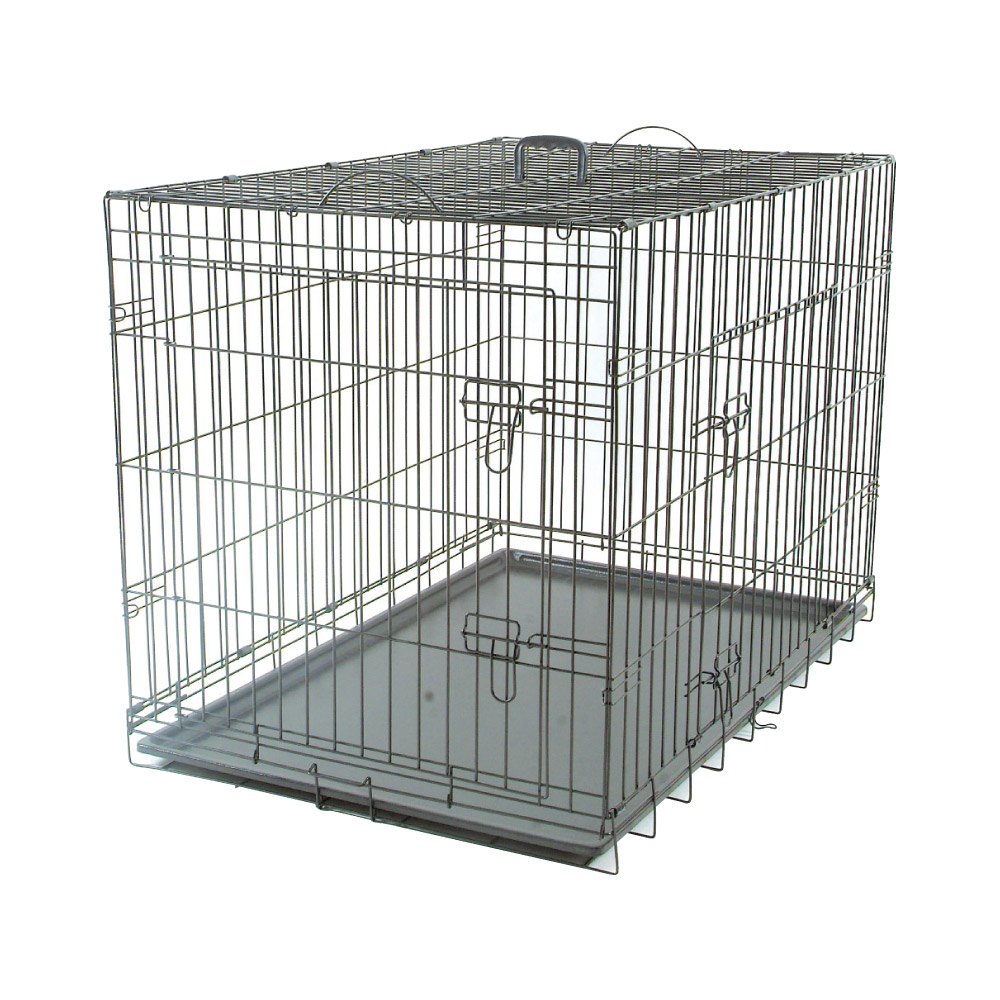 cage chien pliable