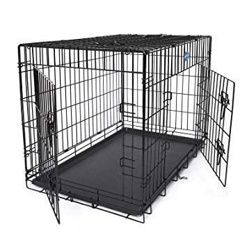 cage pliable chien