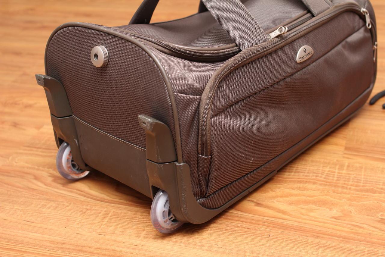changer les roues d une valise samsonite