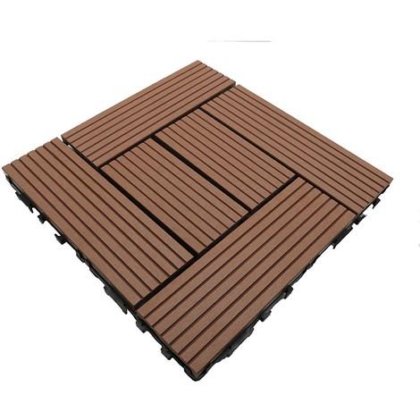 dalle terrasse bois