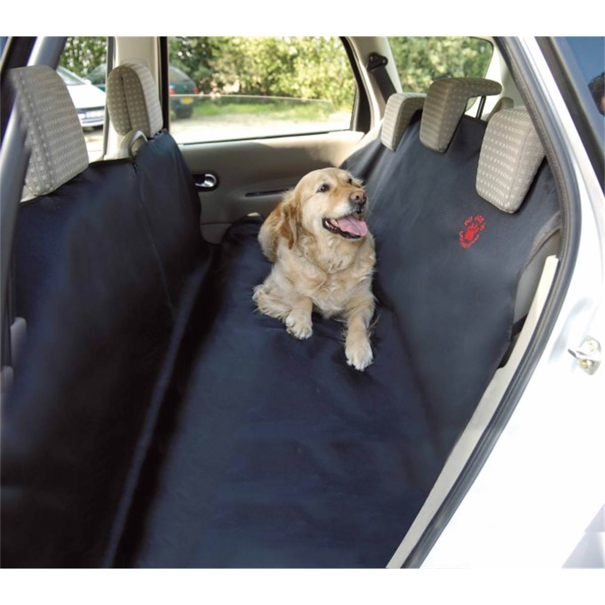 housse voiture chien