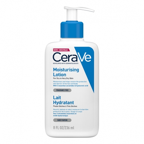 lotion hydratant visage