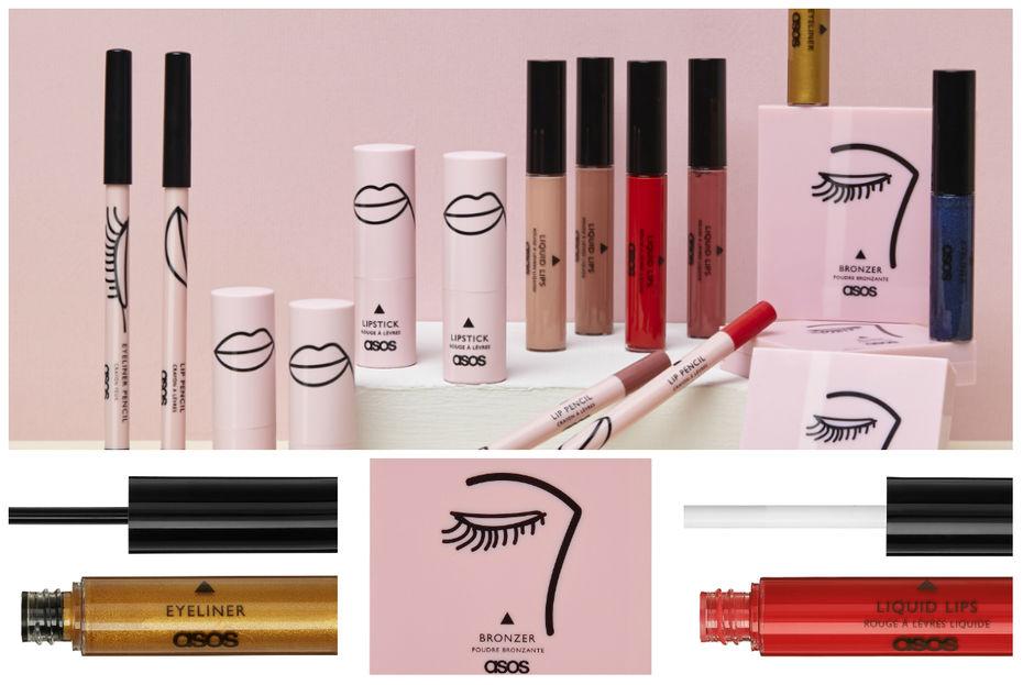 maquillage de marque