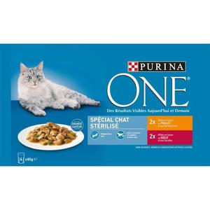 nourriture chat stérilisé