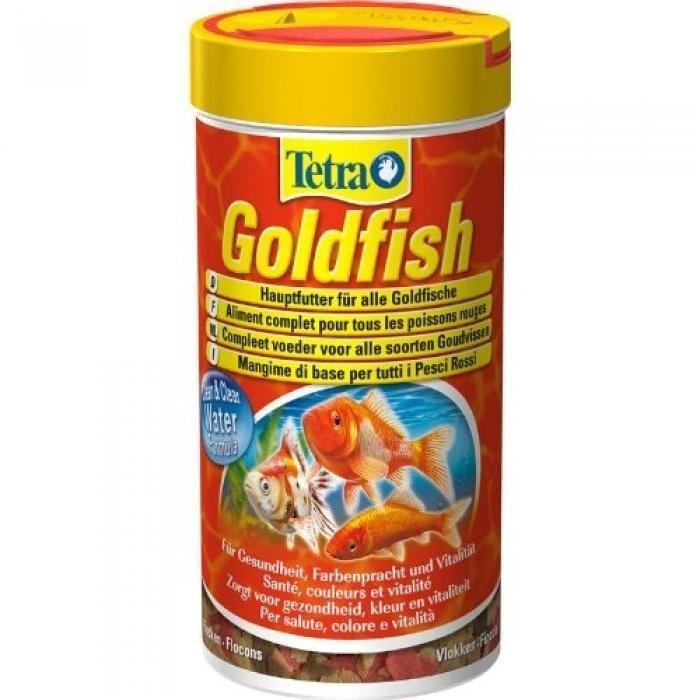 nourriture pour poisson