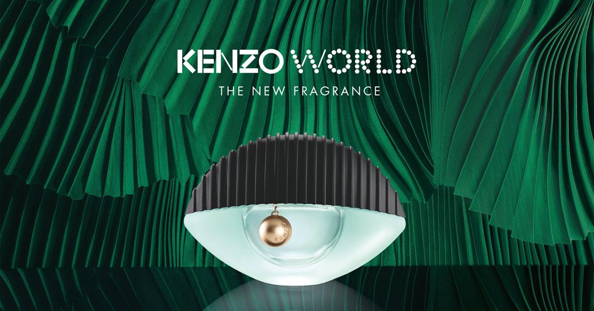 nouveau parfum kenzo