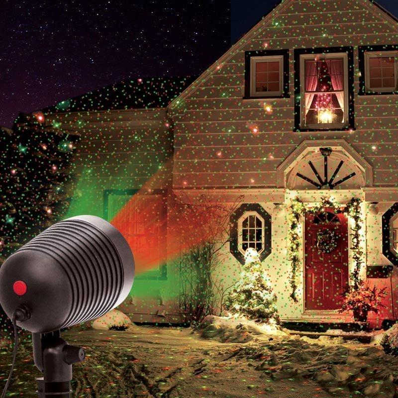 projecteur laser exterieur noel
