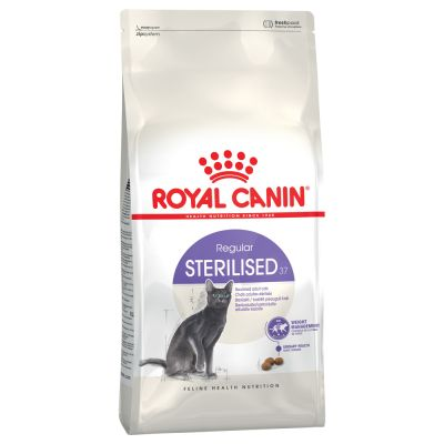 royal canin chat sterilised 37