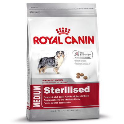 royal canin sterilised chien