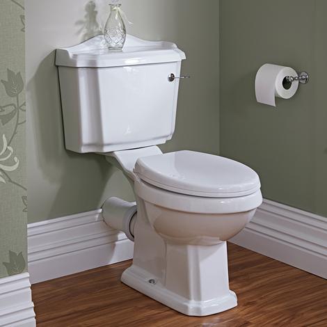 toilette retro