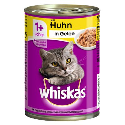 whiskas chat