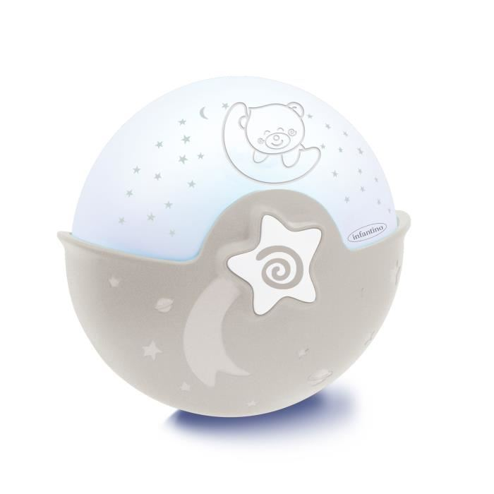 projecto lampe infantino
