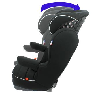 siege auto 2 3 inclinable