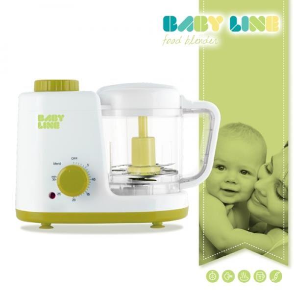 cuiseur vapeur mixeur bébé