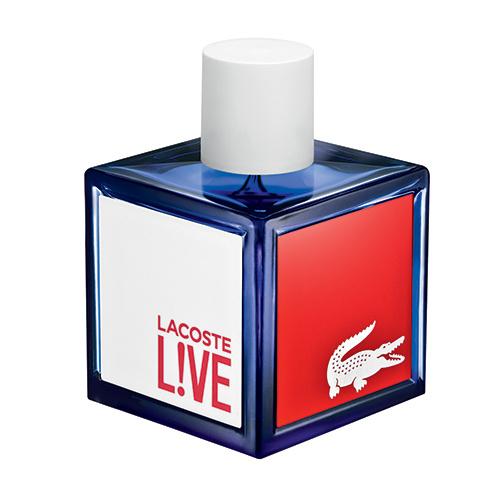 lacoste live parfum