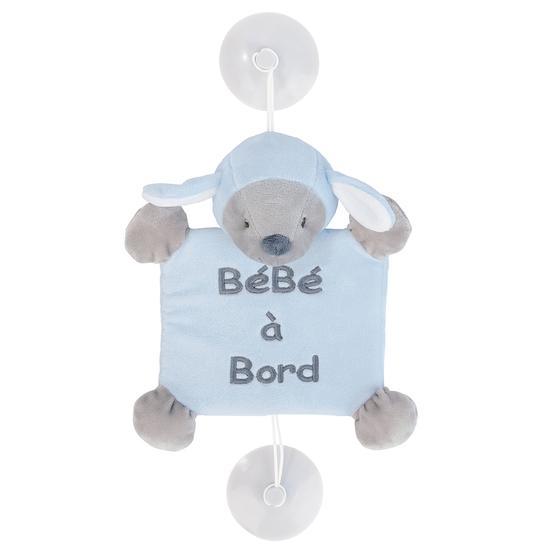 ventouse bébé à bord
