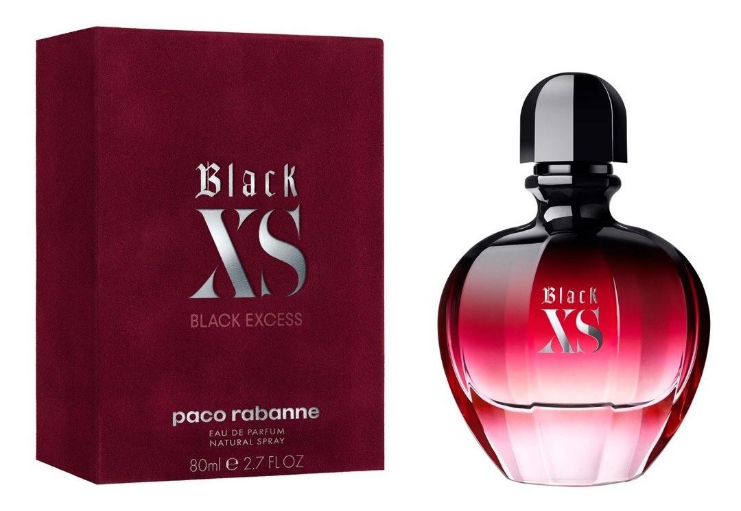 black xs paco rabanne parfum